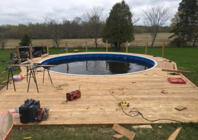 deck and patio contractor in brandon ms
