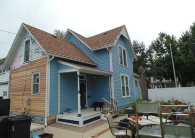 siding installation brandon